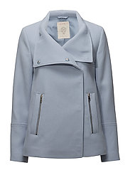 Jackets outdoor woven - PASTEL BLUE