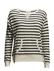 Sweatshirts - CARBON MELANGE