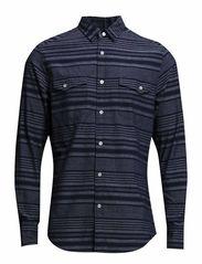 Shirts woven - INDIGO