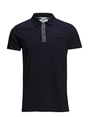Polo shirts - INDIGO