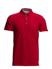 Polo shirts - NOMAD RED