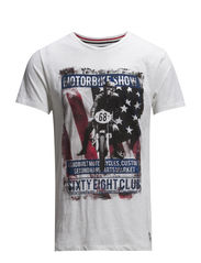 T-Shirts - WHITE B