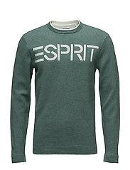 Sweaters - DUSTY GREEN