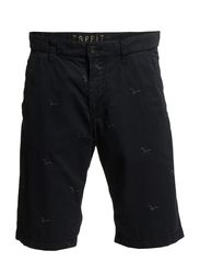 Shorts woven - DARK NIGHT BLUE