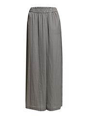 Pants woven - PEBBLE GREY