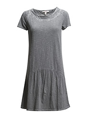 Dresses knitted - PEBBLE GREY