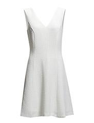 Dresses woven - WHITE