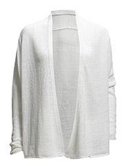 Sweaters cardigan - WHITE