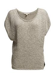 Sweaters - ANTELOPE MELANGE