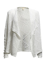 Sweaters cardigan - WHITE