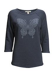 Sweatshirts - INKED BLUE