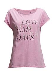 T-Shirts - POTPOURRI PINK