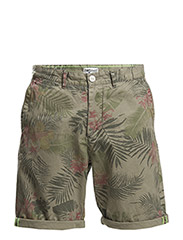 Shorts woven - ADVENTURE GREEN
