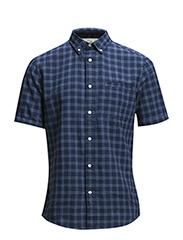 Shirts woven - OCEAN BLUE