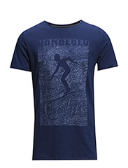 T-Shirts - INSIGNIA BLUE