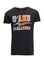 T-Shirts - NAUTIC NAVY