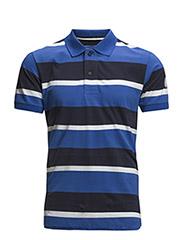 Polo shirts - BRILLIANT BLUE
