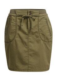Skirts woven - MOSS GREEN