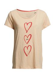 T-Shirts - PEARL PEACH