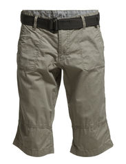 Shorts woven - MASTIC GREY
