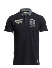 Polo shirts - DARK NIGHT BLUE