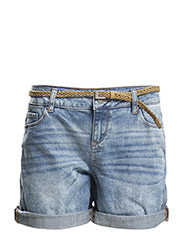 Shorts denim - E LIGHT BLUE