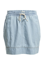 Skirts denim - E LIGHT BLUE
