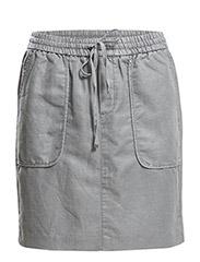 Skirts woven - PEBBLE GREY