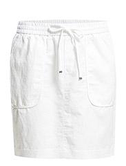 Skirts woven - WHITE