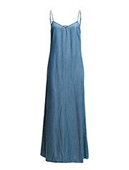 Dresses denim - E DARK BLUE