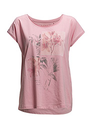 T-Shirts - CORAL PINK