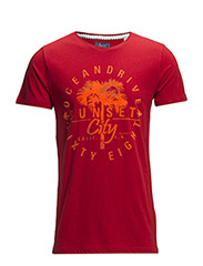 T-Shirts - CRIMSON RED