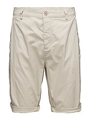 Shorts woven - LIGHT BEIGE