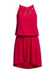 Dresses knitted - FUCHSIA