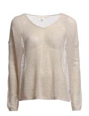 Sweaters - SANDBANK MELANGE