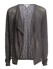Sweaters cardigan - DARK GRANIT MELANGE