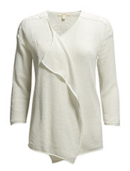 Sweaters cardigan - WHITE 4