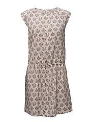 Dresses light woven - PASTEL PINK