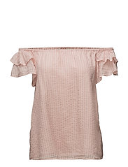 Blouses woven - PASTEL PINK