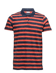 Polo shirts - CORAL