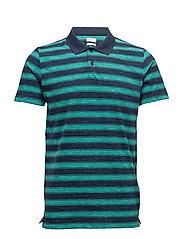 Polo shirts - TEAL BLUE 2
