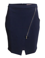 Skirts knitted - CINDER BLUE