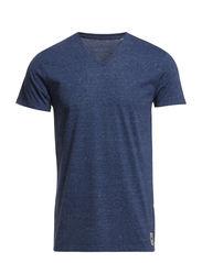 T-Shirts - SHADOW BLUE MELANGE
