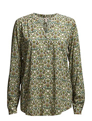 Blouses woven - LEAF GREEN 2
