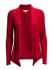 Sweaters cardigan - DARK RED