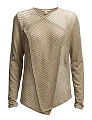 Sweaters cardigan - BEIGE 2