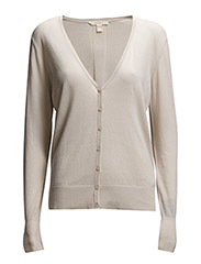 Sweaters cardigan - LIGHT BEIGE