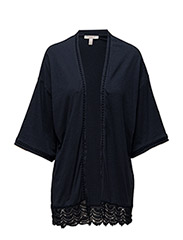 Sweatshirts cardigan - NAVY
