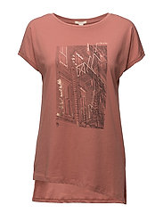 T-Shirts - DARK OLD PINK