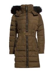 Coats woven - KHAKI OLIVE